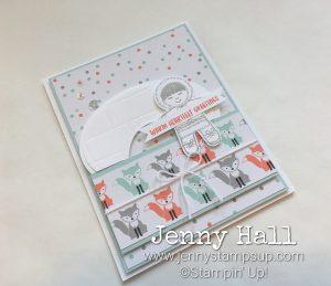 Cookie Cutter Christmas make an eskimo and igloo by Jenny Hall www.jennyhalldesign.com