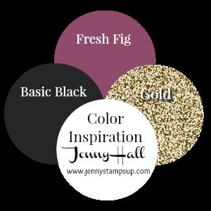 Color Inspiration 1 by Jenny Hall at www.jennyhalldesign.com