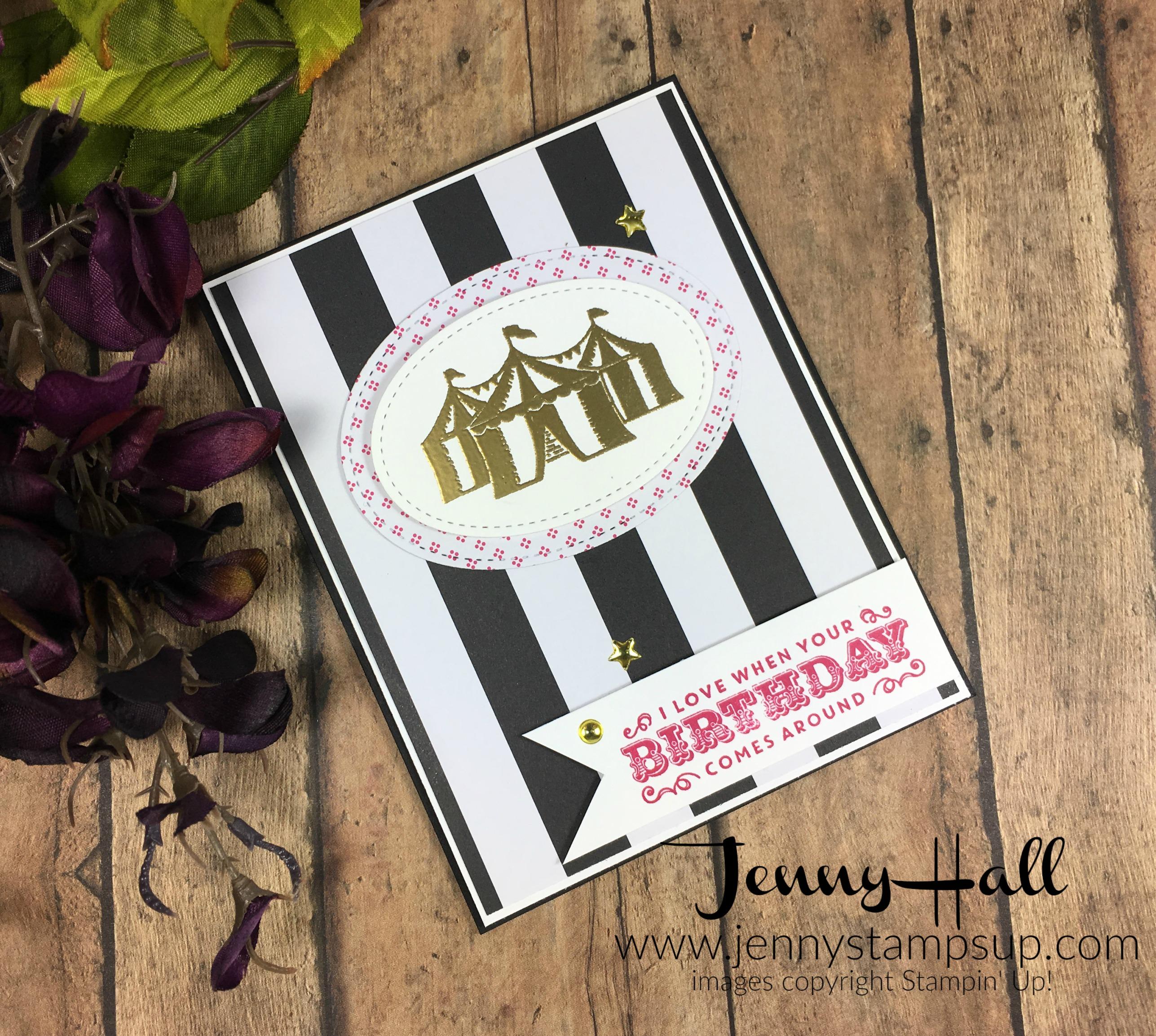 Bold stripes card by Jenny Hall www.jennyhalldesign.com