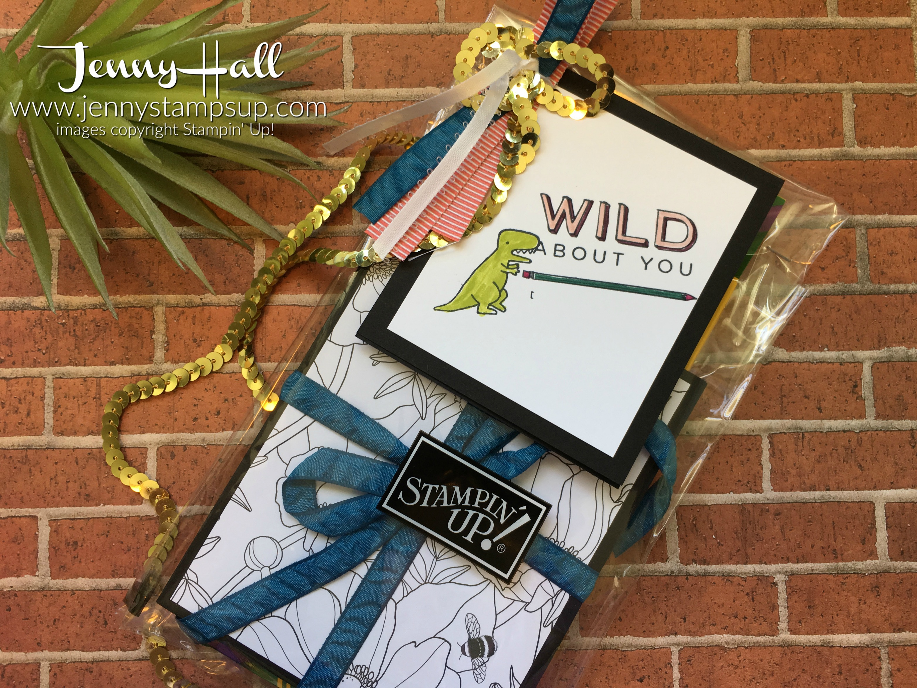 Creating a simple tag by Jenny Hall
