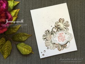 stamping on dsp Jenny Hall