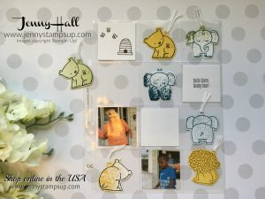 scrapbooking for kids with A Little Wild on pocket pages with Jenny Hall at www.jennyhalldesign.com for cardmaking papercrafts handmade crafts and video tutorials