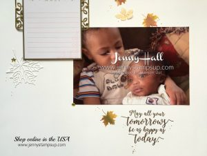 scrapbooking global blog hop by Jenny Hall at www.jennyhalldesign.com