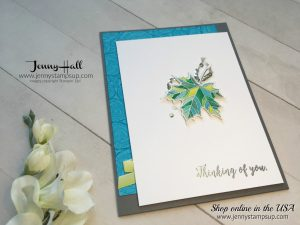 Sympathy Card for Kylie's Highlights by Jenny Hall at www.jennyhalldesign.com for cardmaking, video tutorials, papercraft gift giving, scrapbooking and more!