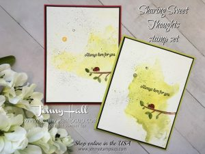 2017 OnStage Swap cards by Jenny Hall at www.jennyhalldesign.com for cardmaking, scrapbooking, papercraft gift giving, video tutorials and more!