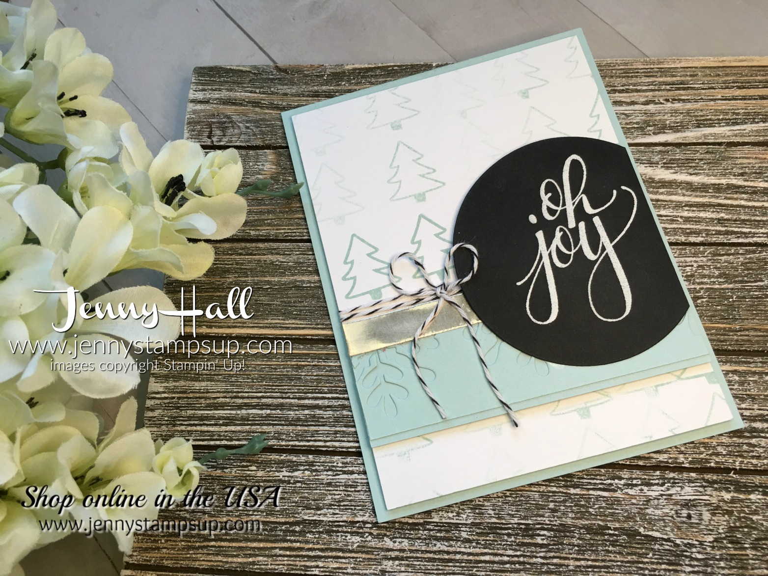 Chalkboard technique card by Jenny Hall at www.jennyhalldesign.com for cardmaking techniques, tutorials, scrapbooking and more!