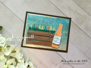 2018 Occasions Catalog OnStage Display Stamper blog hop cards by Jenny Hall at www.jennyhalldesign.com