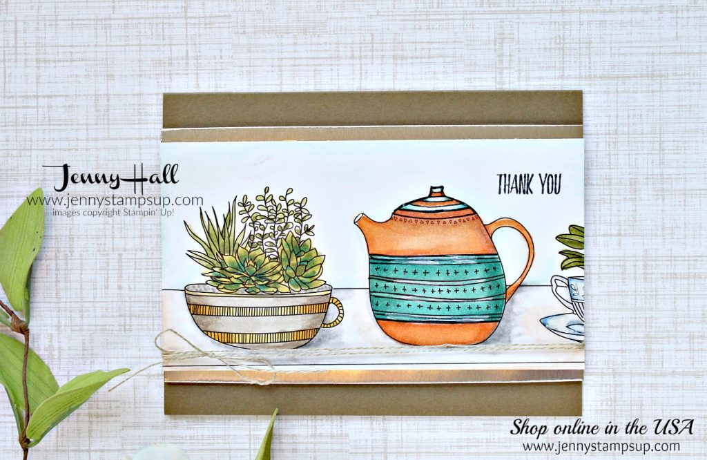 Just Add Color DSP card by Jenny Hall using #stampinup products at www.jennyhalldesign.com for #cardmaking #scrapbooking #videotutorial #cardmakingtechniques #adultcoloring #jennystampsup #jennyhalldesign #jennyhallstampinup