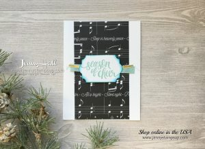 Creating Kindness Design Team Blog Hop Because We Care card y Jenny Hall at www.jennyhalldesign.com for cardmaking, scrapbooking, video tutorials and more!