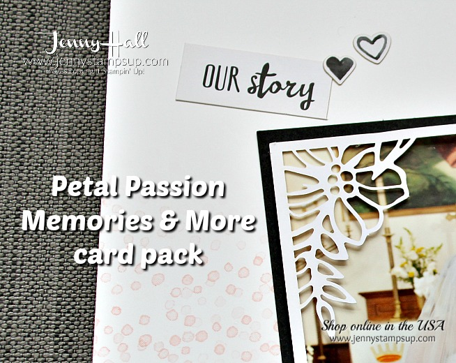 Scrapbook Sunday Blog Hop page by Jenny Hall at www.jennyhalldesign.com for cardmaking, scrapbooking, video tutorials and more!