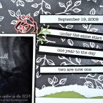 Scrapbook Sunday Blog Hop page featuring Cake Soiree from Stampin Up by Jenny Hall at www.jennyhalldesign.com for #scrapbooking #papercrafts #craftideas #stampinup #cardmaking #cakesoiree #sweetsoiree #videotutorials #jennyhallstampinup #jennystampsup #jennyhalldesign #cascards #cleanandsimplecards and more!