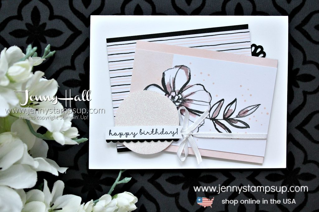 Petal Passion Memories & More cards project created by Jenny Hall at www.jennyhalldesign.com for #cardmaking #stamping #stampinup #fairycelebration #petalpassion #petalpassionmemoriesandmore #birthdaycard #jennyhall #jennyhalldesign #jennyhallstampinup #jennystampsup #rubberstamp #papercrafts