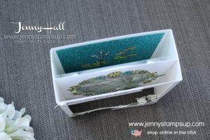 Swan Lake Shaker Shadow Box card created by Jenny Hall at www.jennyhalldesign.com for #cardmaking #shadowboxcard #shakercard #swanlake #watercolorpencils #watercolor #glimmerpaper #swan #jennyhalldesign #jennyhall #jennystampsup #jennyhallstampinup #addinktivedesign #addinktivedesignteam #cardmaker #stampinup #stamping #crafts #fancyfold #crafts #diy #youtuber