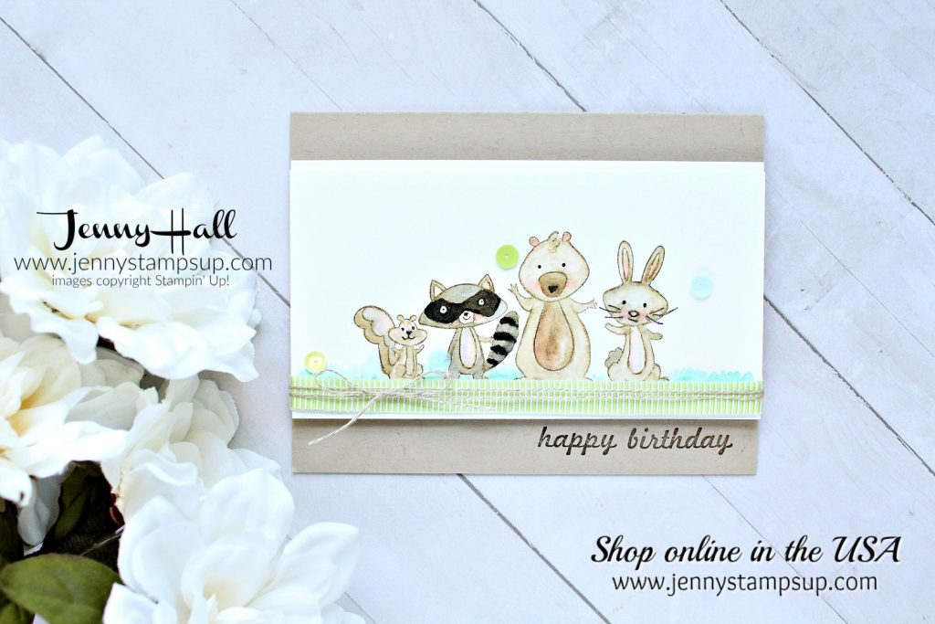 We Must Celebrate friend card created by Jenny Hall at www.jennyhalldesign.com for #cardmaking #scrapbooking #stamping #stampinup #watercolorpainting #handmadecard #wemustcelebrate #jennyhall #jennyhalldesign #jennystampsup #videotutorial #youtuber #craftyyoutuber #cascards #cleanandsimplecards #rubberstamp lemonlimetwist #crafts #diy