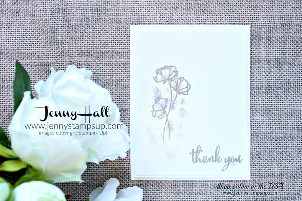 In Color Palette with Jenny Hall at www.jennyhalldesign.com for #cardmaking #stamping #incolors #2018incolors #blueberrybushel #lovelylipstick #blendingcolors #stampinup #jennyhall #jennystampsup #jennyhallstampinup #paperembossing #lovewhatyoudo #watercolorpainting #art #creativelife #lifestyle