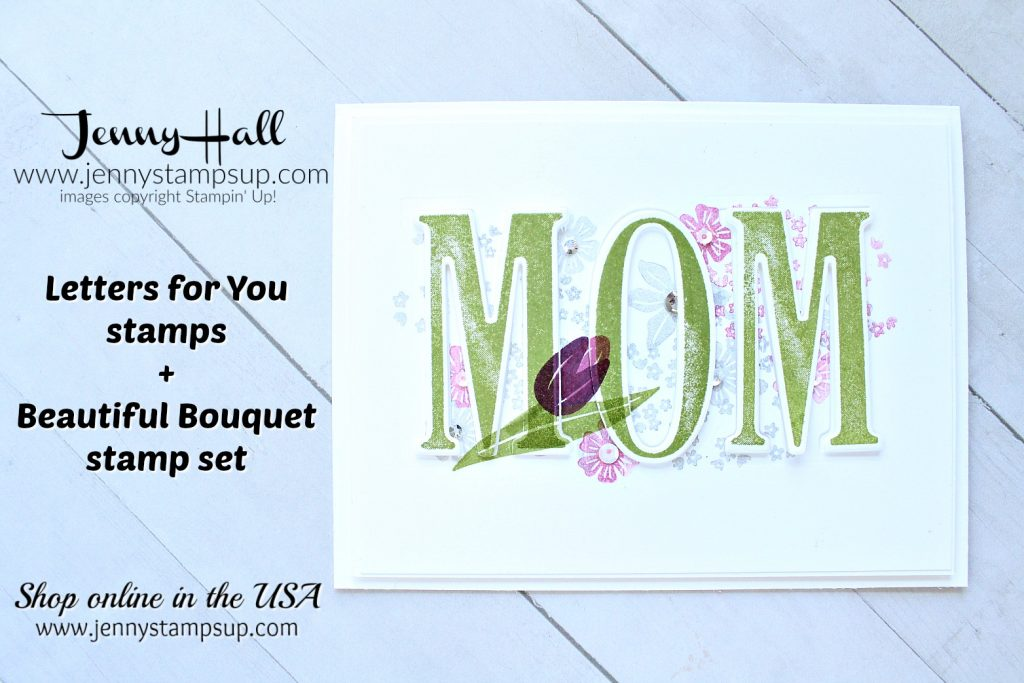 May Creating Kindness Blog Hop card created by Jenny Hall at www.jennyhalldesign.com for #cardmaking #stamping #stampinup #videotutorial #eclipsetechnique #mothersdaycard #largeletterframelits #papercrafting #lifestyle #crafts #youtuber #jennyhall #jennyhalldesign #jennyhallstampinup #jennystampsup #bloghop #cardmaker #handmade #diy