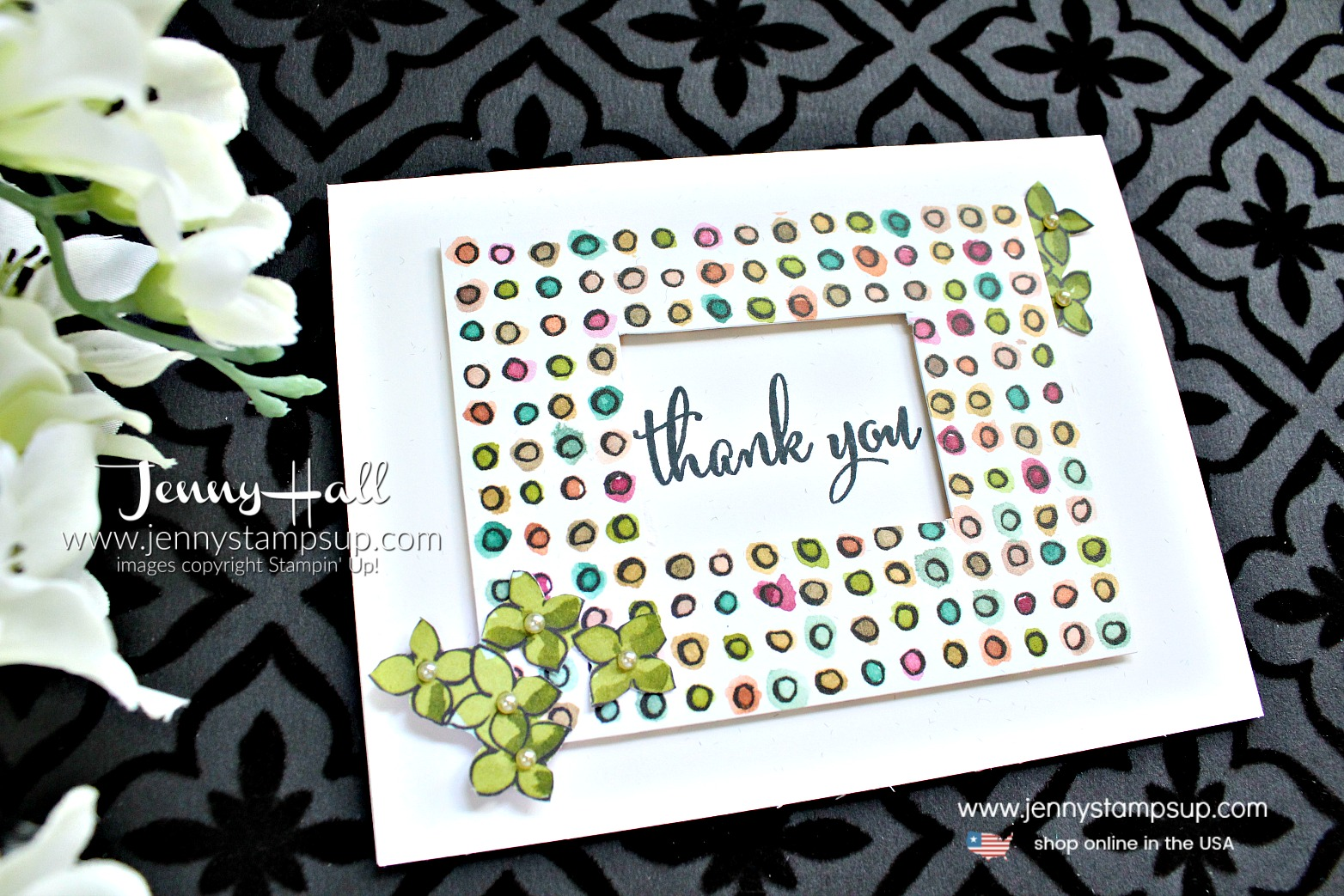 A thank you to Sara card created by Jennystampsup@gmail.com for #cardmaking #sharewhatyoulove #lovewhatyoudo #stampinup #statementoftheheart #thankyoucard #diy #papercrafts #stamping #lifestyle #craftsforkids #kidfriendly #CAScards #cleanandsimple #jennyhall #jennyhalldesign #jennyhallstampinup #jennystampsup #diy