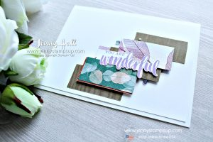 May Ink & Inspiration Blog Hop card created by Jenny Hall at www.jennyhalldesign.com for #cardmaking #ink&inspiration #bloghop #stamping #stampinup #jennyhall #jennystampsup #jennyhallstampinup