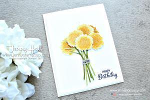 Beautiful Bouquet marigolds