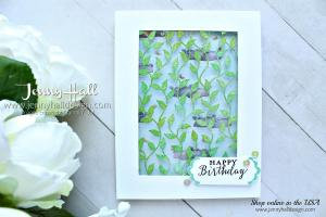 Animal Expedition shaker card