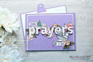 Lined Alphabet Pocket Card