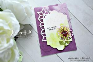 Delightfully Detailed notecards with Oh So Eclectic