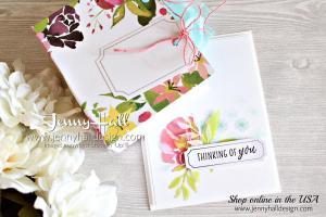 Blissful Blooms kit from Paper Pumpkin