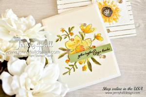 Heat embossing with embossing folders