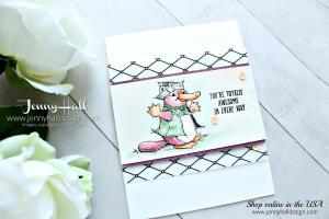 Postcard Pals watercolor