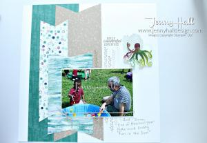 Sea of Textures stamps with Tranquil Textures DSP