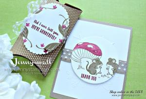 Sweet Storybook card and gift package
