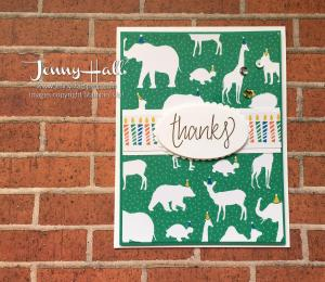 All Things Thanks by Jenny Hall at www.jennyhalldesign.com