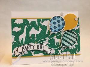 Balloon Adventures & Party Animal DSP