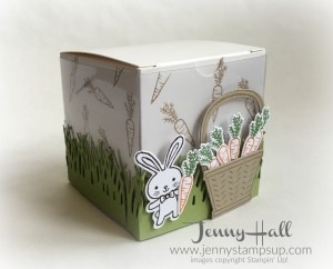 Basket Bunch 3D box by Jenny Hall www.jennyhalldesign.com