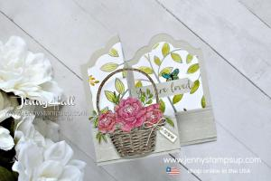 Blossoming Basket