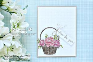 Blossoming Basket
