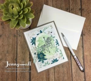 Carousel Birthday by Jenny Hall www.jennyhalldesign.com