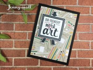 PaintersPalette1 by Jenny Hall