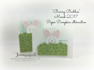 Paper Pumpkin MARCH 2017 by Jenny Hall www.jennyhalldesign.com