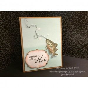 By the Tide birthday card