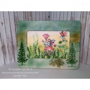 Fairy Celebration 3D Frame