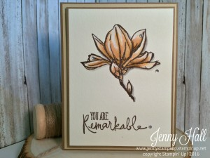 Remarkable You floral